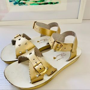 Other - Gold sandals